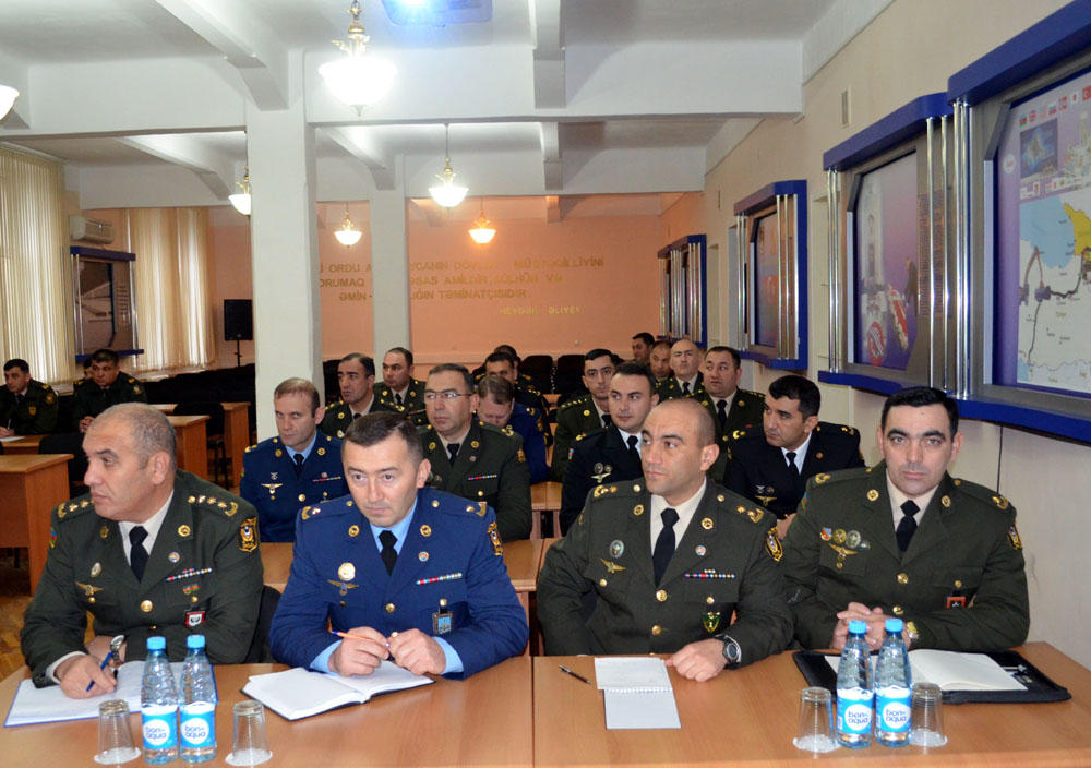 NATO Mobile Training Team holds  training course in Azerbaijan (PHOTO) - Gallery Image