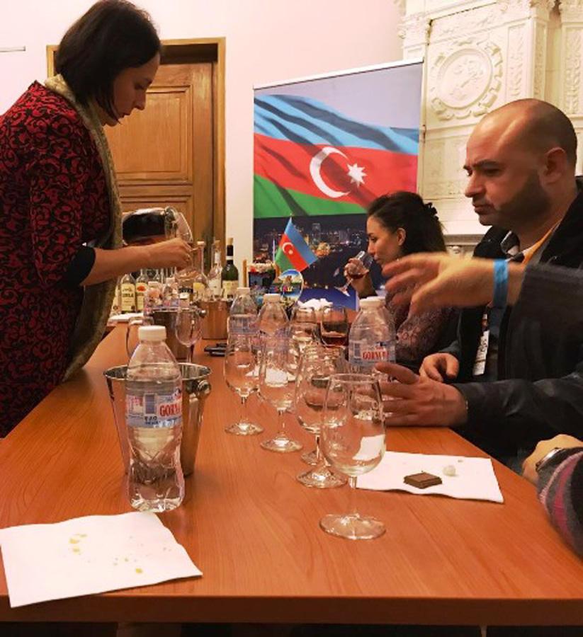Bolqarıstanda Azərbaycan istehsalı olan məhsulların təqdimatı keçirilib (FOTO) - Gallery Image