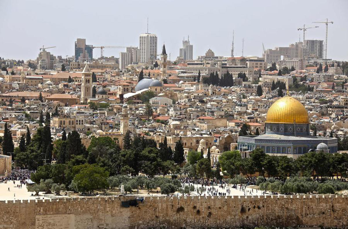 Jerusalem's Al-Aqsa mosque reopens after more than two months