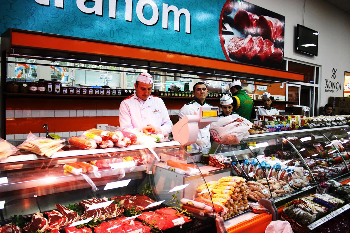 Araz supermarketlə birləşmədən sonra Favorit ilk marketini açdı (FOTO) - Gallery Image