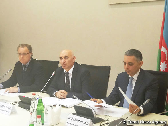 Azerbaijan's food self-sufficiency between 85-95% - official
