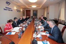 Azərbaycan-Türkiyə-Avstriya dəmir yolları arasında memorandum imzalanıb (FOTO) - Gallery Thumbnail