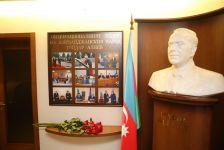 Ümummilli lideri Heydər Əliyevin xatirəsi Sofiyada anılıb (FOTO) - Gallery Thumbnail