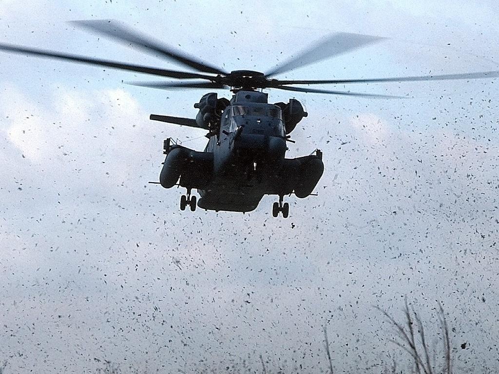Hindistan HHQ səhvən öz helikopterini vurdu