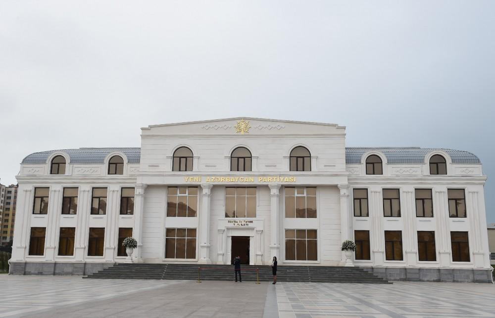 President Aliyev inaugurates administrative building of YAP Sumgayit branch (PHOTO) - Gallery Image