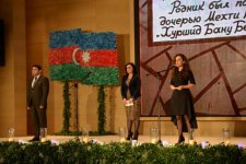 Heydar Aliyev Foundation VP Leyla Aliyeva attends poetry day in Gabala (PHOTO) - Gallery Thumbnail