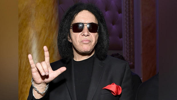 Kiss frontman sued for sexual assault