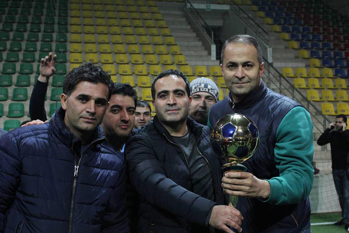 Azfar Biznes liqanın qalibi Azersun komandası olub (FOTO) - Gallery Image