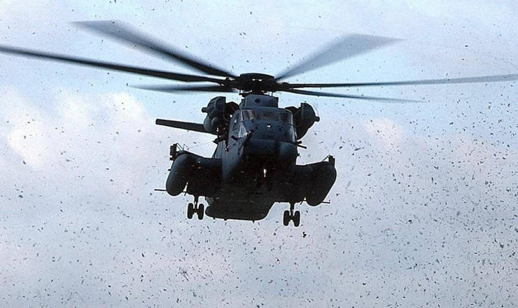 Yaponiya ABŞ-dan TƏLƏB etdi: Hərbi vertolyotların uçuşunu dayandır!