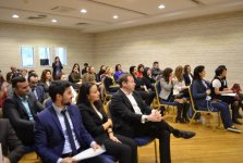 Nobel Oil Services приняла заседание HR комитета Американской торговой палаты в Азербайджане (ФОТО) - Gallery Thumbnail