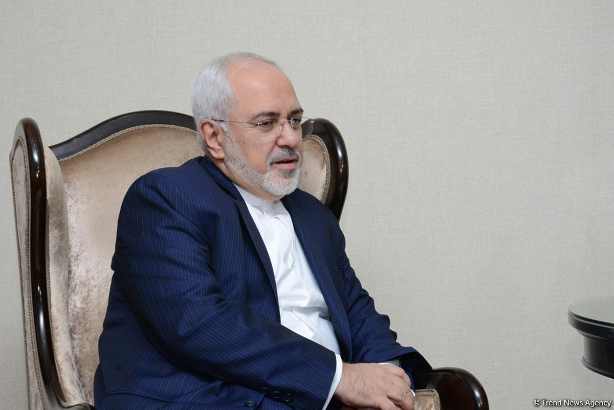 Azerbaijani, Iranian FMs hold bilateral meeting (PHOTO) - Gallery Image