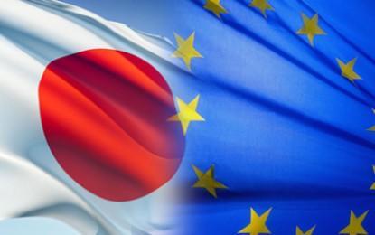 EU-Japan trade deal approved for 2019 start