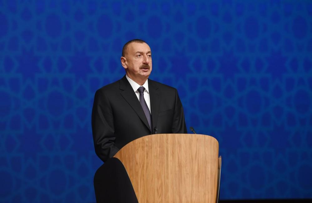 Ilham Aliyev: What would be policy of countries where Armenians would enforce their self-determination