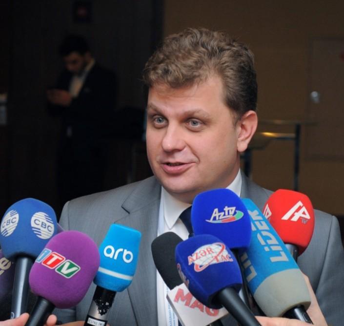 Heydar Aliyev Foundation VP attends opening ceremony of Azerbaijan-Russia Youth Forum (PHOTO) - Gallery Image