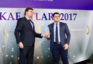 Azerbaijan Banks Association awards Trend news agency (PHOTO)