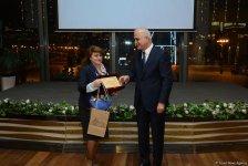 Azerbaijan's Economy Ministry awards Trend News Agency (PHOTO) - Gallery Thumbnail