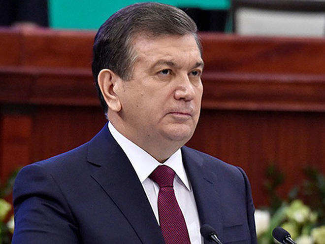 Uzbek president enjoys popularity on Instagram