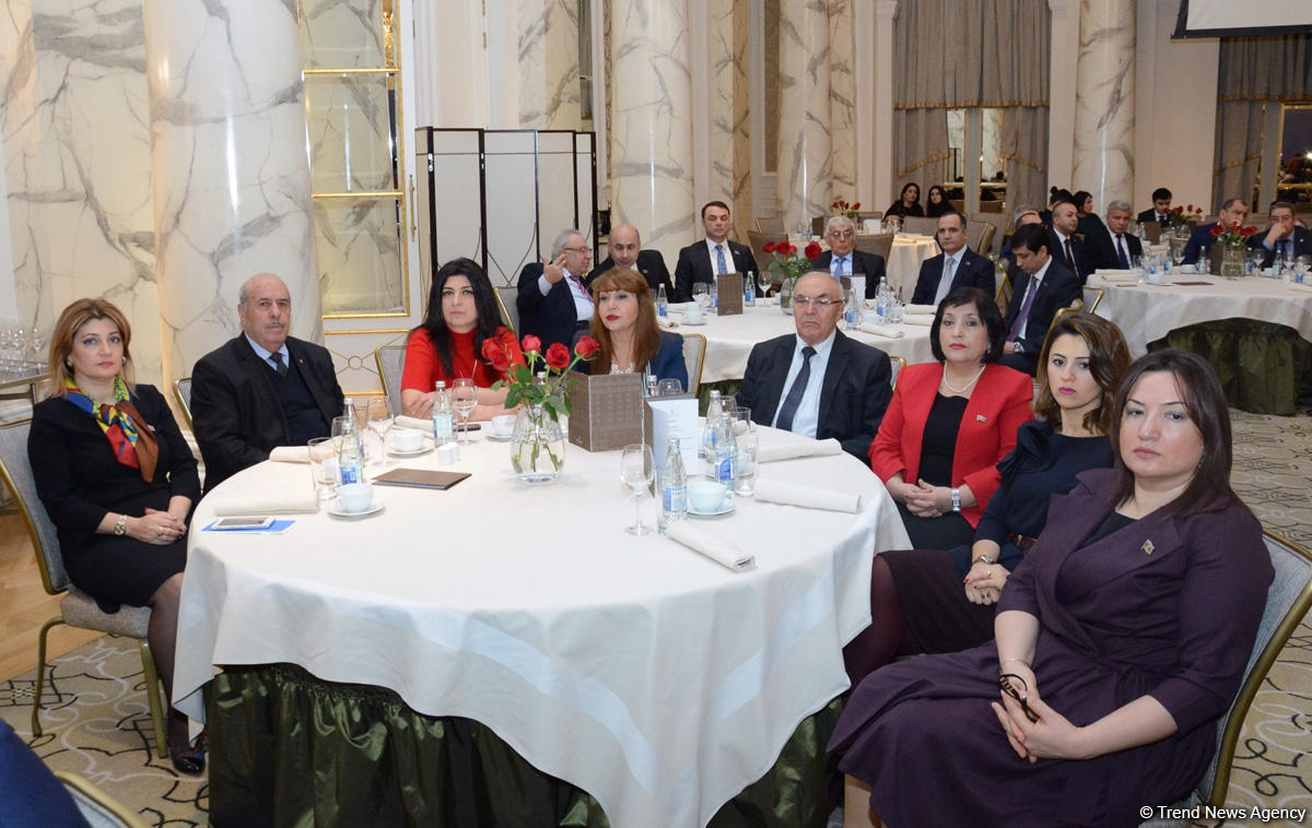 Baku hosting conference on energy, communication opportunities (PHOTO) - Gallery Image