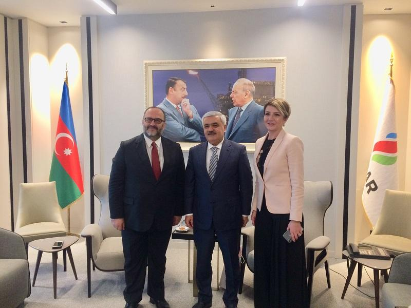 SOCAR, Turkish Petroleum focus on co-op expansion