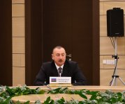 Ilham Aliyev attends CIS informal meeting in Moscow (PHOTO) - Gallery Thumbnail