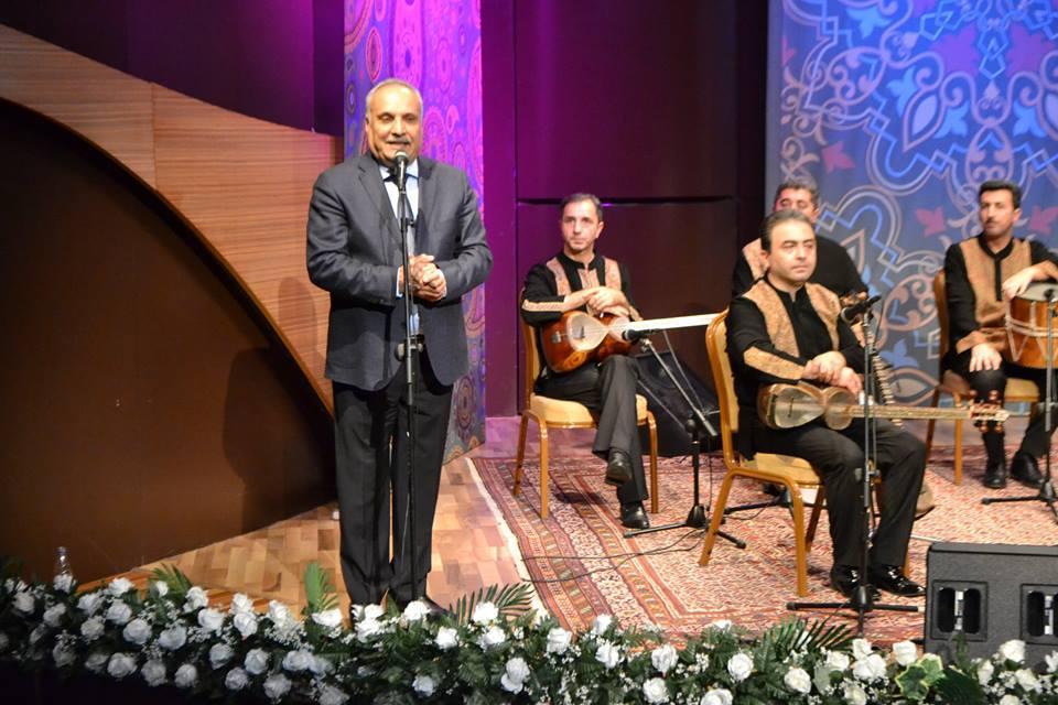 """Beynəlxalq Muğam Mərkəzində """"Muğam və mənəviyyat"""" adlı layihə çərçivəsində konsert keçirilib (FOTO) - Gallery Image"""