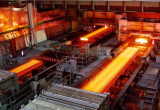 Export of steel from Turkey to China increases