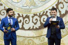 Aktauda Dünya Azərbaycanlılarının Həmrəylik Günü qeyd edilib (FOTO) - Gallery Thumbnail