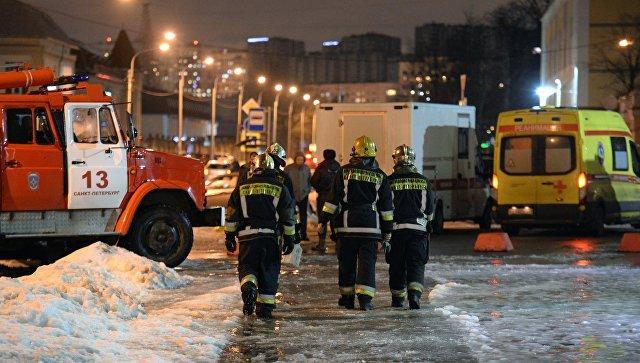 В России в результате пожаров пострадали 17 человек