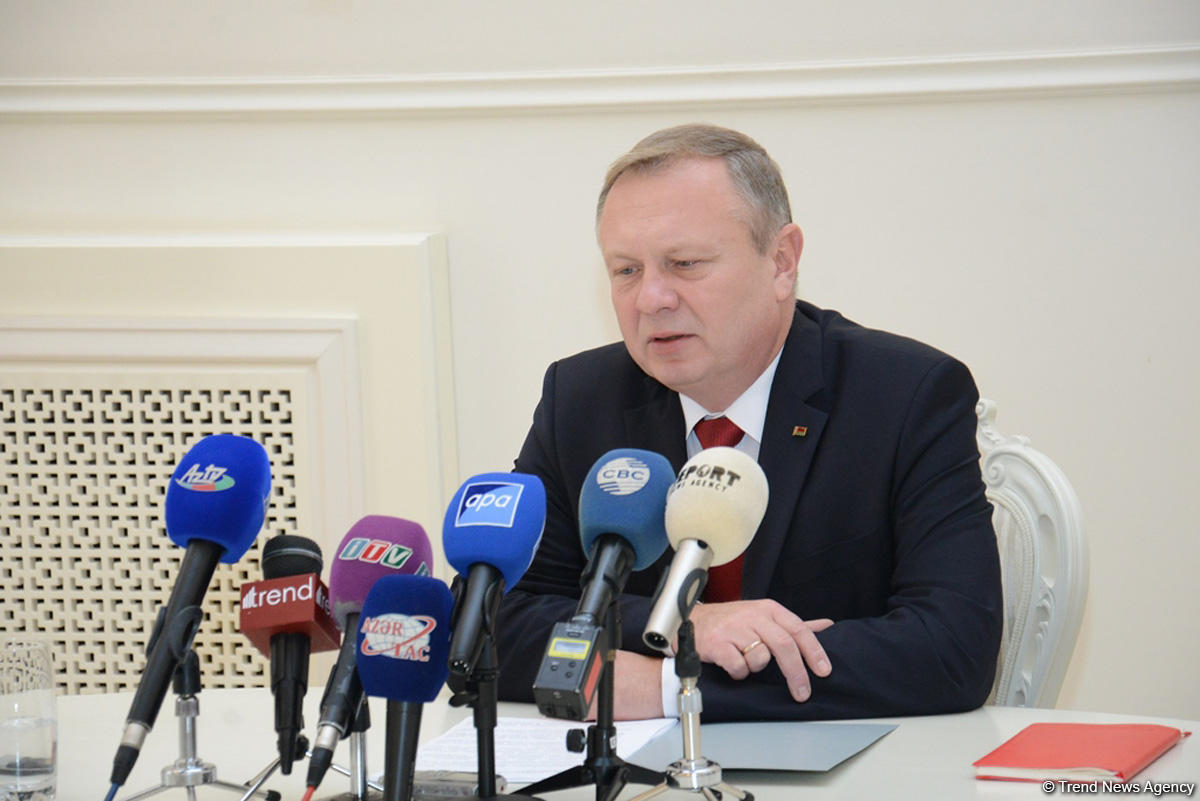 Belarus to open stores of national brand goods in Azerbaijan's districts (PHOTO) - Gallery Image