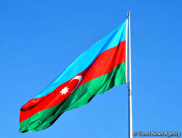 Rules of hanging state flag of Azerbaijan changed