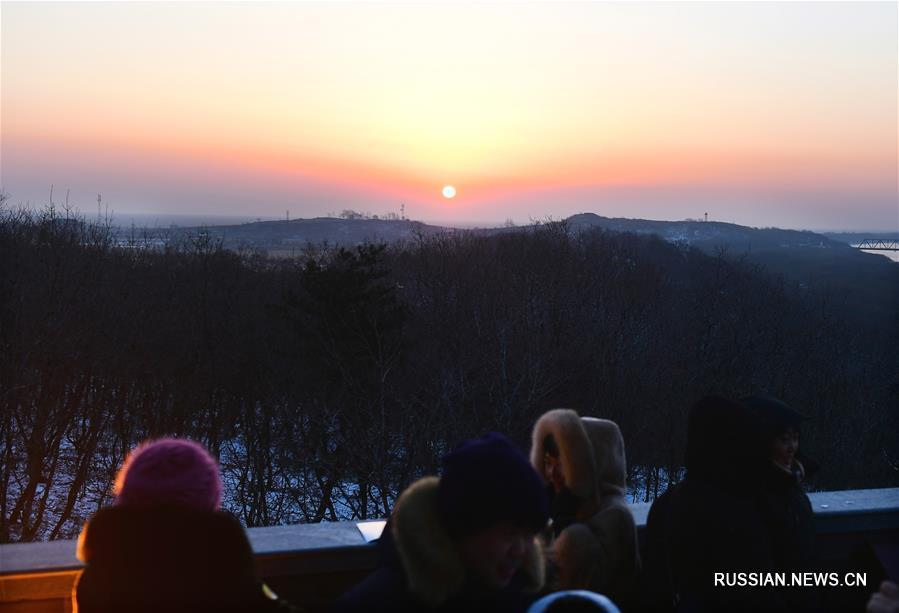 Первый восход солнца в 2018 г. (ФОТО) - Gallery Image
