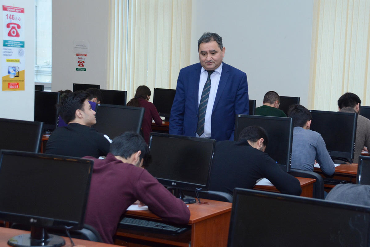 "Azerbaijani MP: ""Written exams will play important role in training of literate specialists"" (PHOTO) - Gallery Image"