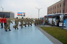 Azerbaijan increases its peacekeepers in NATO-led Afghanistan mission (PHOTO/VIDEO) - Gallery Thumbnail