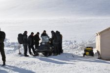 Operational meeting held as part of search for missing Azerbaijani mountaineers - Gallery Thumbnail