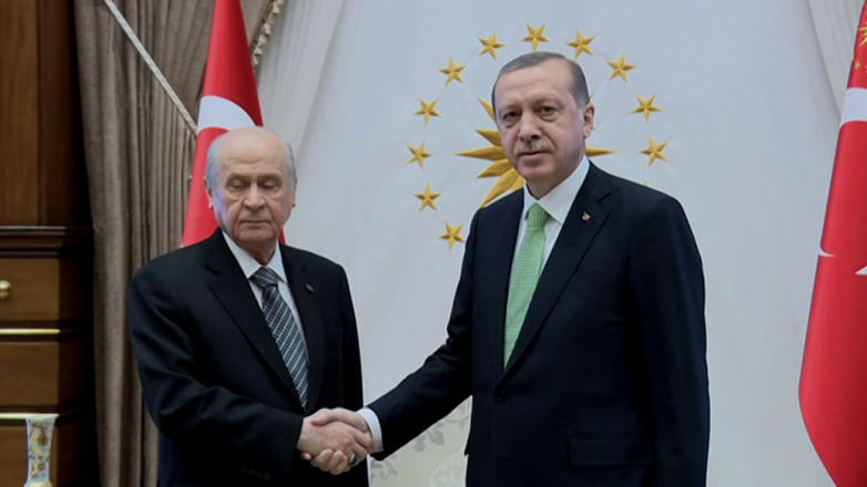 Turkish president, opposition leader to mull details of presidential election