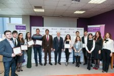 Azercell grants 25 more students with stipend (FOTO) - Gallery Thumbnail