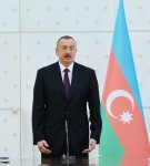 President Aliyev chairs Cabinet meeting on results of socioeconomic development of 2017, future goals (PHOTO) - Gallery Thumbnail