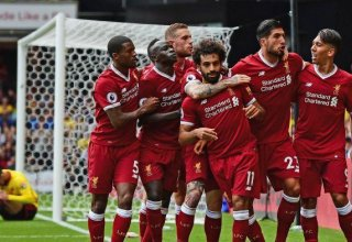 Feast of goals as Liverpool beat Roma 5-2 at Anfield (VIDEO)
