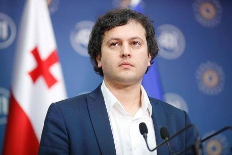Экс-спикер парламента Грузии Кобахидзе выдвинут на должность главы правящей партии