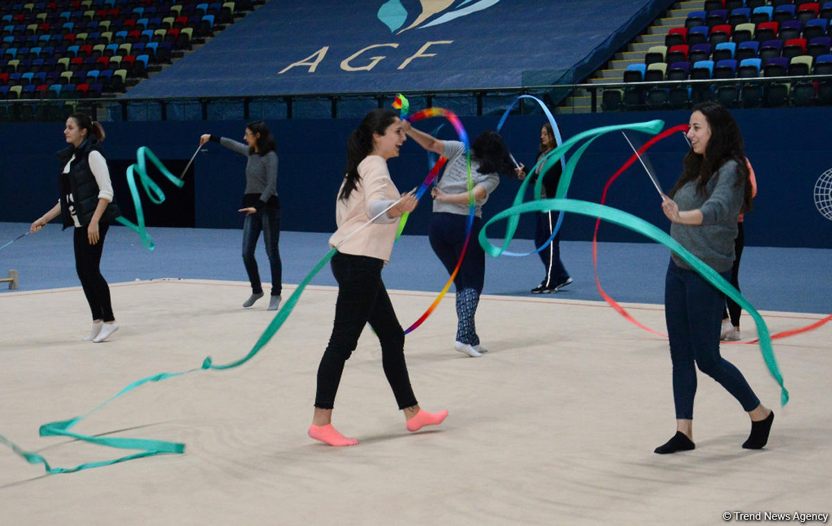 Bulgarian coach: FIG coaching courses in Baku organized at very high level (PHOTO) - Gallery Image