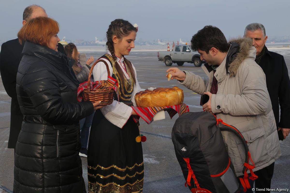 """""""Buta Airways"""" reysləri Azərbaycan-Bolqarıstan münasibətlərinin təməli olacaq (FOTO)"""