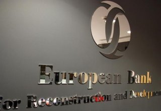 EBRD talks investments in Azerbaijan last year
