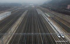 Введено в эксплуатацию второе моторвагонное депо Северного железнодорожного вокзала города Гуйян (ФОТО) - Gallery Thumbnail
