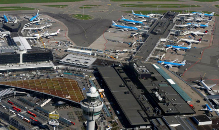 Power outage disrupts Amsterdam's Schiphol airport