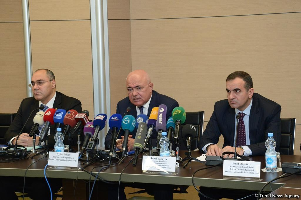State Customs Committee talks reasons for imports growth in Azerbaijan