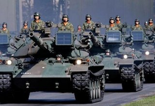 Элитные подразделения Японии и США провели учения по высадке парашютного десанта