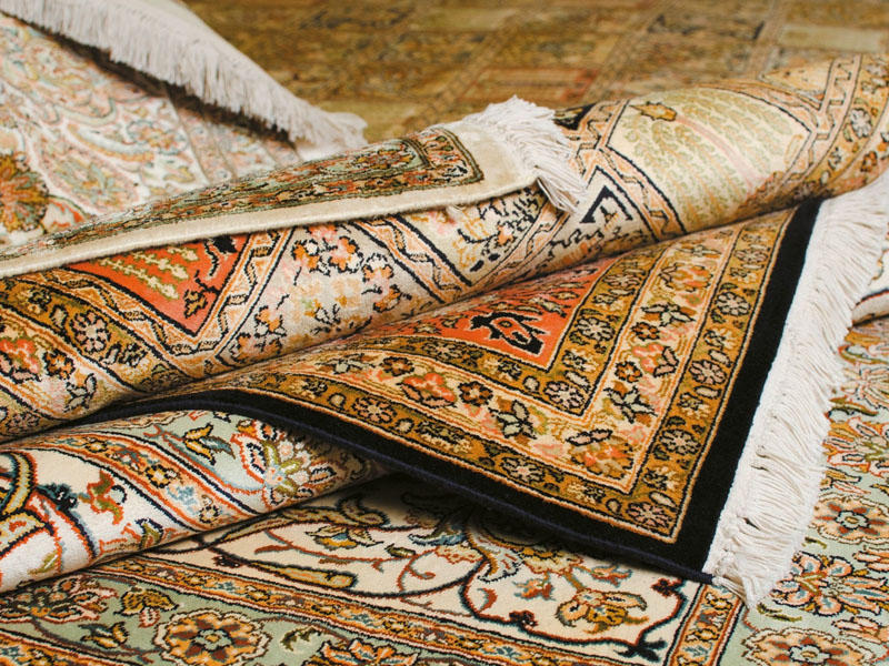 Export of carpets from Turkey abroad drops two-fold in May 2020