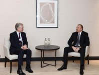 President Ilham Aliyev met with Royal Philips CEO - Gallery Thumbnail