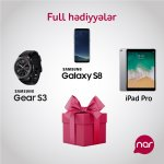 Join to Full package and win Samsung Galaxy S8 or iPad Pro from Nar! (PHOTO) - Gallery Thumbnail