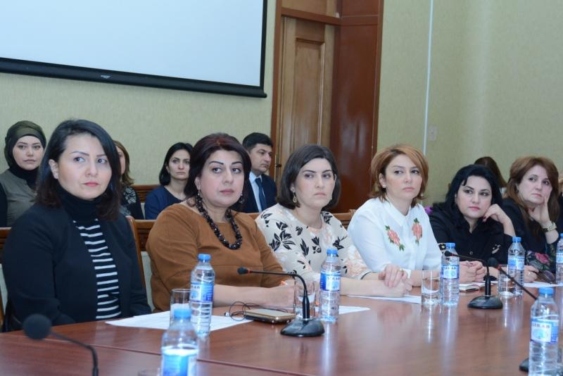 Meeting with ambassadors of quality of UNEC (PHOTO) - Gallery Image
